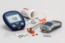 Kauno medikai dalį sergančiųjų diabetu gydo vaistais