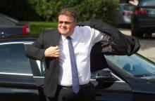 G. Paluckas nereikalaus L. Linkevičaus trauktis iš Seimo