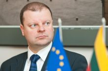 Premjeras: narystė ES leido siekti gerovės visuomenei