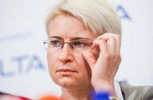 Atskleidė įtarimus N. Venckienei: gali būti teisiama ir dėl tvirkinimo