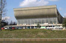 Sporto rūmų rekonstrukcijos konkursas ir vėl neatnaujintas