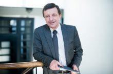 P. Baršauskas apskundė akademinės etikos kontrolieriaus sprendimą