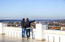 Kaunas turės dar vieną visuomenei atvirą bokštą?