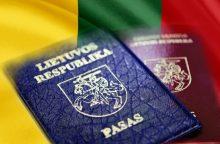 Oficialu: užsieniečių įvaikinti lietuvių vaikai galės išlaikyti Lietuvos pilietybę