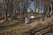 Aleksoto kapinėse bus leidžiamas ribotas laidojimas