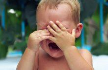 Aiškinamasi, kas darželyje Garliavoje sužalojo vaiką