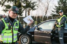 Lietuvoje per ilgai užsibuvęs užsienietis pareigūnui bruko 100 eurų kyšį