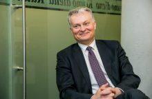 G. Nausėda – apie mokesčių reformą ir galimą partijų paramą per rinkimus