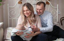 K. Daujotaitė – atvirai apie motinystę, karjerą ir meilės stebuklą