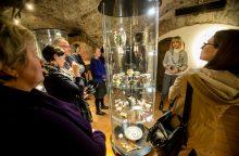 Rotušės rūsiuose – apie skirtingų epochų kaunietišką virtuvę