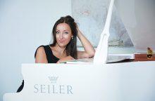Pianistė U. Sabaitytė: ne aš, o fortepijonas pasirinko mane