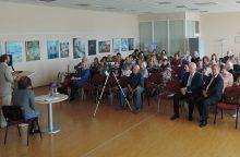 Konferencijoje – knygnešių žygdarbio pagerbimas