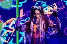 """Blogiausias šių metų """"Eurovizijos"""" įvaizdis: trejetuke – ir Latvija"""