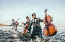 """Trio """"Melo-M"""" – ateities violončelės skambesys"""