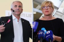 I. Šimonytės ir V. Ušacko debatai: penki klausimai ir atsakymai
