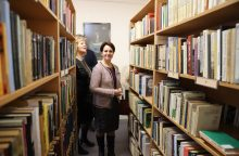 Padauguvoje – nauja erdvė bibliotekai