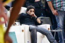 """""""Panathinaikos"""" savininkas apkaltino """"Olympiakos"""" teisėjų papirkinėjimu"""