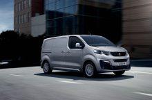 """Kiek kainuos naujasis """"Peugeot Expert""""?"""