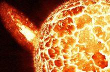 Artėja didžiausias per pastaruosius šimtmečius Saulės minimumas