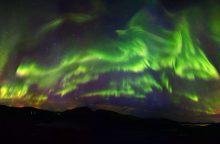 Islandijoje – Šiaurės pašvaistės stebėjimo įkarštis