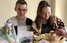 """Kaune gimusiems """"šimtmečio kūdikiams"""" – išskirtinė dovana"""