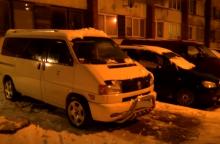 Vilniuje kaip reikiant prisidirbo girtas vairuotojas