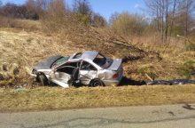 Po tragiškos avarijos Švenčionių rajone – netikėtos žinios