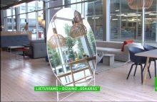 """Lietuvių architektų komandai – """"Oskaras"""" už gražiausią pasaulyje veidrodį"""