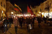 Klaipėdos dieną – būgnai, deglai ir patriotizmas