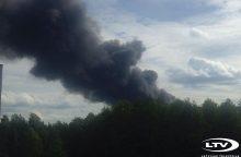 Latvijoje praūžė keli viesulai
