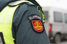 Apsimetėliams policininkams iš Klaipėdos pasipelnyti nepavyko