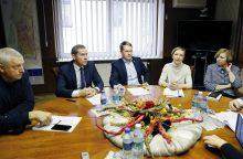 Bendrasis Klaipėdos miesto planas – be politikų