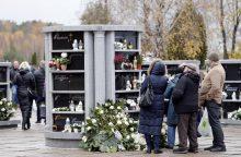 Daugiau nei pusė lietuvių žino, kaip norėtų būti palaidoti