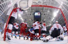Kanados ledo ritulininkai iškovojo olimpinių žaidynių bronzą
