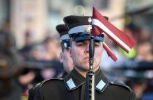 Latvijos šimtmetis minimas beveik 40-yje pasaulio šalių