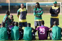 Afrikos taurė: Alžyro žvaigždės nurijo karčią piliulę