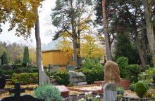 Palangoje palaidotų žymių žmonių kapavietes nurodys virtualus gidas