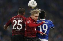 Turkijoje rastas negyvas čekų futbolininkas