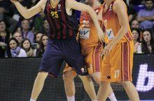 Garsusis Slovėnijos aukštaūgis grįžta į krepšinį po trejų metų pertraukos