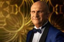 Dainininkas E. Kučinskas surengs įspūdingus šou