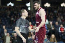 Geriausias sezono rungtynes sužaidęs K.Lavrinovičius pratęsė pergalių seriją