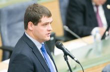 """R. Žemaitaitis tikisi, kad """"tvarkiečiai"""" ir """"darbiečiai"""" dirbs bendroje frakcijoje"""