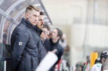 """Naujasis """"Kaunas Hockey"""" treneris – komandą pažįstantis A. Gutauskas"""