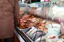 Žvėreliams – tonos žuvų