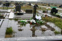 Gelbės skęstančias Lėbartų kapines