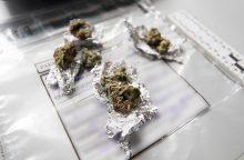 Klaipėdoje su narkotikais įkliuvo nepilnametis