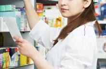 Vaistinių asociacija: pigesnių vaistų turėtų siekti valstybė