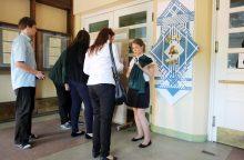 Skelbiami pirmieji valstybinių brandos egzaminų rezultatai