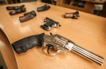Psichiatras: griežtesnė kontrolė išduodant ginklus neužtikrintų visuomenės saugumo