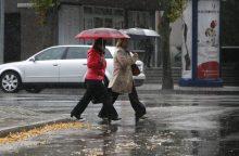 Investicijos į lietaus nuotekų tinklus uostamiestyje didėja